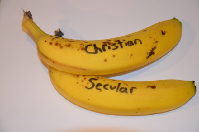Secular Bananas
