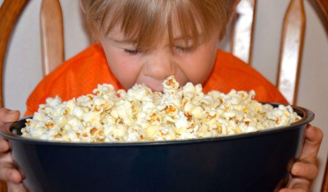 Popcorn Kaelen